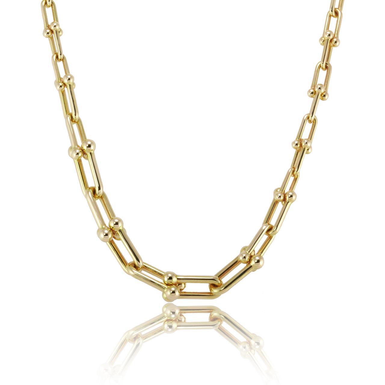 Cetaş Tiffany Altın Kolye